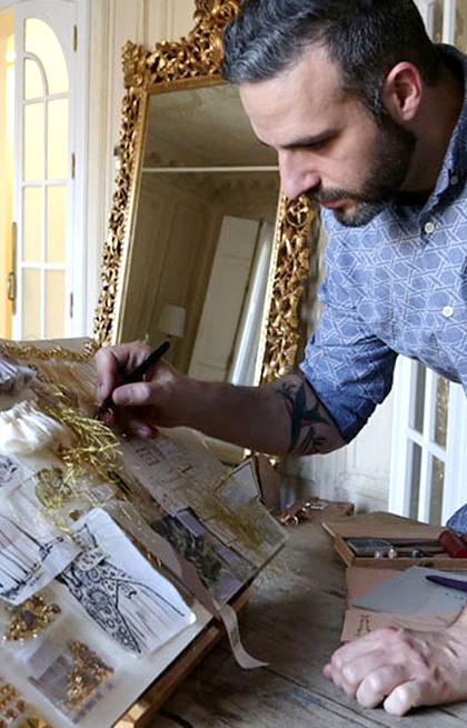 Ángel Espinosa Nava - Director de Arte en eat & love studio Madrid