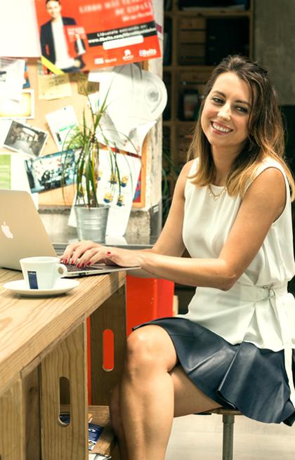 Susana López-Urrutia - Directora creativa en eat & love studio - Madrid